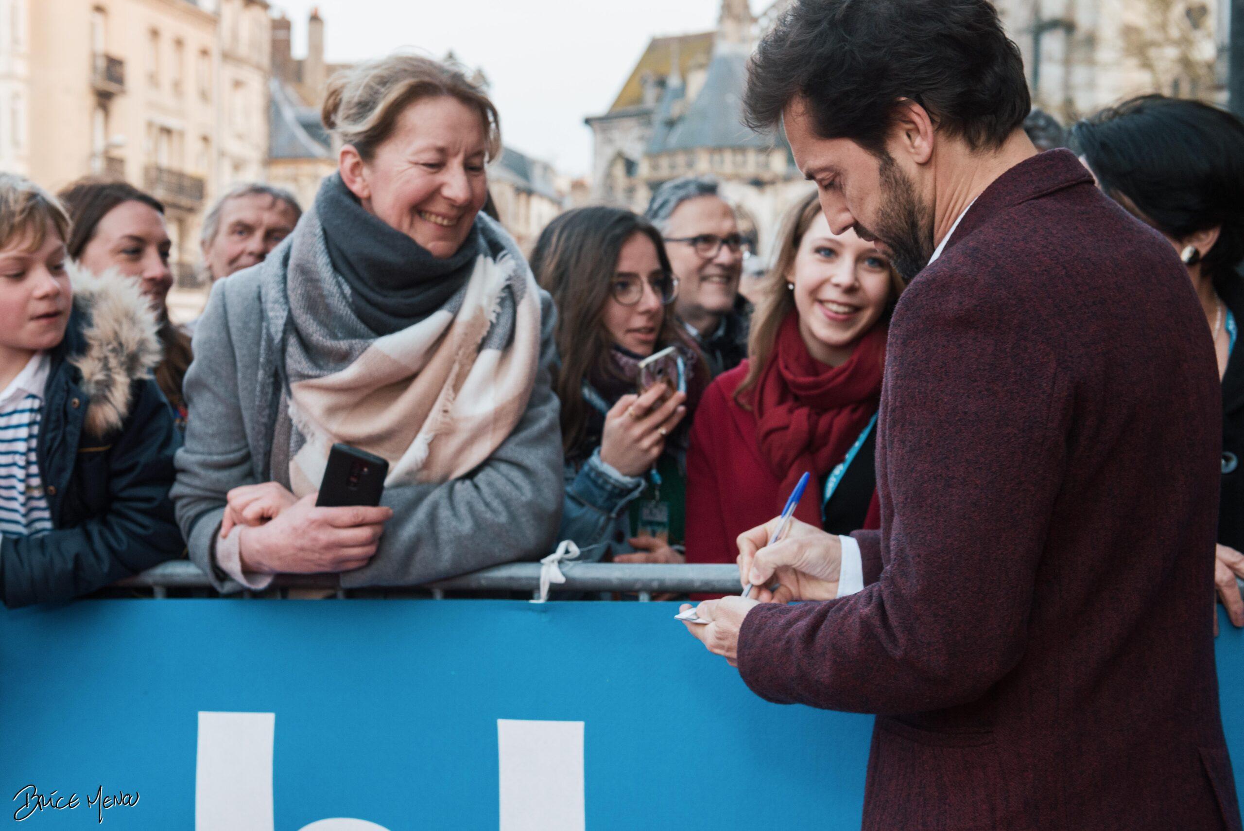 Autographe Frédéric Diefenthal