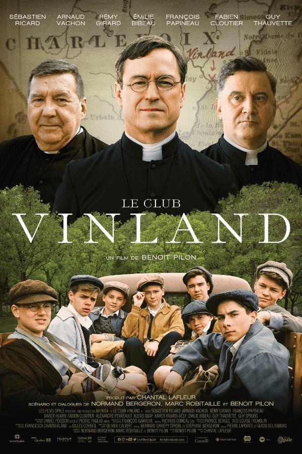 Affiche du film Le Club Vinland