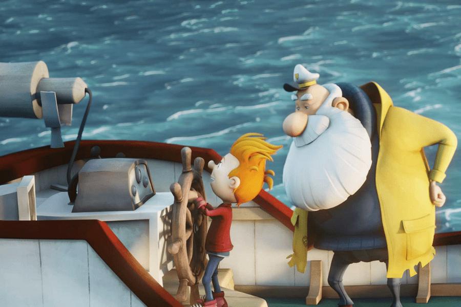 Felix et le trésor de Morgäa - image du film 2