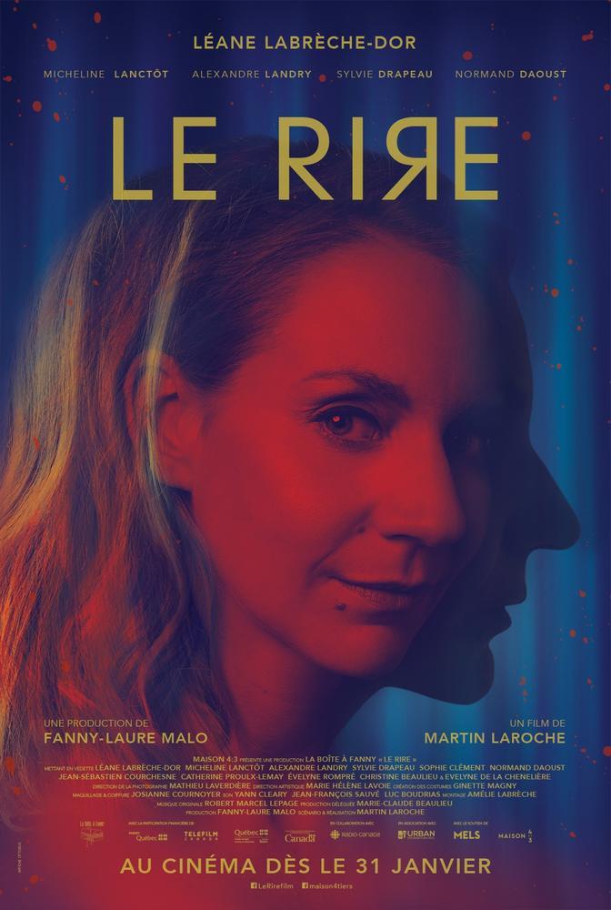 Affiche du film Le Rire